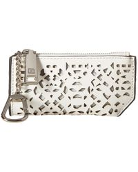 Ivanka Trump - White Rio Key Coin Case - Lyst