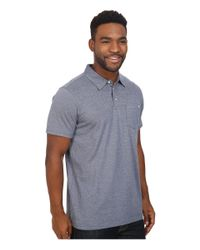 Rip Curl - Blue Fairway Polo for Men - Lyst