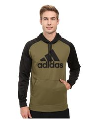 Adidas Originals - Multicolor Team Issues Fleece Pullover Hoodie - Applique for Men - Lyst