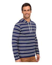 Lacoste - Black Pima Cotton Hooded Sweatshirt for Men - Lyst