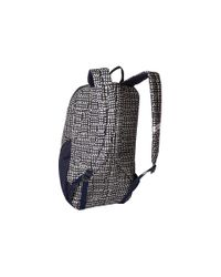 The North Face - Blue Double Time Backpack for Men - Lyst