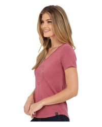 United By Blue - Pink Wander Compass - Lyst