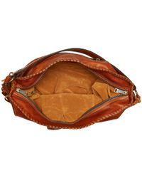 Patricia Nash - Brown Vincenzo Slouchy Hobo - Lyst