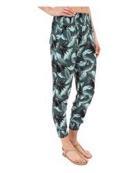Mikoh Swimwear - Green Kahuku Pants Cover-up - Lyst