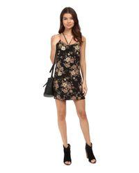 Lucy Love Black Cassie Dress
