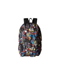 Madpax - Black Spiderman All Over Print Backpack for Men - Lyst