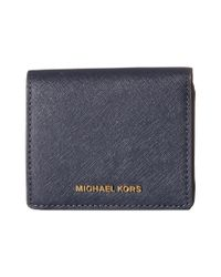 MICHAEL Michael Kors - Multicolor Jet Set Travel Carryall Card Case - Lyst