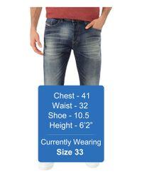 DIESEL - Blue Buster Trousers 0850k for Men - Lyst