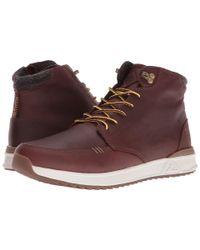 Reef | Brown Rover Hi Boot for Men | Lyst
