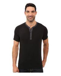 The North Face | Black Easy Logo Short Sleeve T-shirt for Men | Lyst