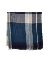 Bindya - Blue In The Clouds Scarf - Lyst