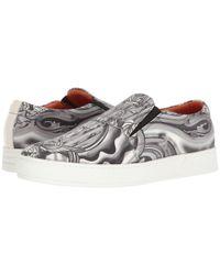 Etro   Black Pull-on Sneaker for Men   Lyst