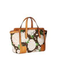 Dooney & Bourke - Multicolor Hydrangea Small Shopper - Lyst