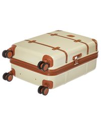 """Bric's - Natural Bellagio 2.0 - 21"""" Spinner Trunk for Men - Lyst"""