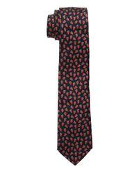 Paul Smith | Purple Strawberry Tie 6 Cm for Men | Lyst