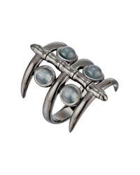 Stephen Webster   Gray Jewels Verne Bonafide Band Ring   Lyst