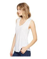 Project Social T - White Redwoods Tank Top - Lyst