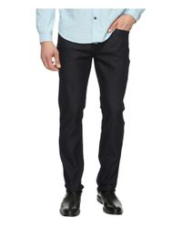 Perry Ellis | Blue Slim Fit Stretch Rinsed Denim In Dark Indigo for Men | Lyst