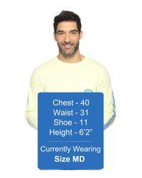 Vineyard Vines - Multicolor Long Sleeve Bonefish Diamond Pocket T-shirt for Men - Lyst