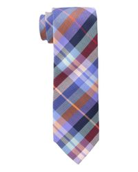 Tommy Hilfiger | Blue Multi Plaid for Men | Lyst
