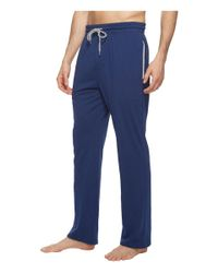 Kenneth Cole Reaction - Blue Jersey Pants for Men - Lyst
