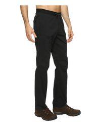 Mountain Hardwear Black Ap Scrambler Pants for men