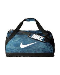 Nike - Multicolor Brasilia Medium Duffel - Gfx for Men - Lyst