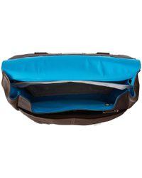 Knomo - Brown Hudson Leather Laptop Backpack for Men - Lyst