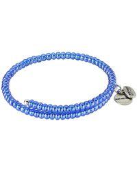 ALEX AND ANI - Blue Color Palette Electric Wrap - Lyst