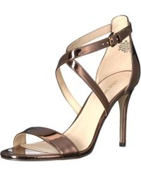 Nine West - Multicolor Mydebut Synthetic Sandal - Lyst