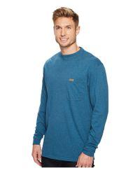 Pendleton - Blue L/s Deschutes Tee for Men - Lyst