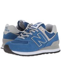 New Balance - Blue Ml574v2 for Men - Lyst