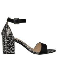 Dirty Laundry - Dl Join Me Heeled Sandal (black/multi) Women's Sandals - Lyst