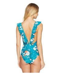 O'neill Sportswear - Blue Lucy One-piece - Lyst