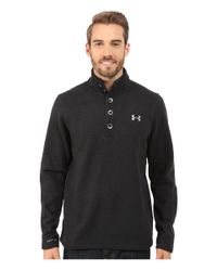 Under Armour | Black Specialist Storm Sweater for Men | Lyst