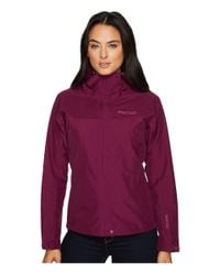 Marmot Purple Minimalist Jacket