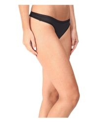 Under Armour - Black Pure Stretch Sheer Hipster - Lyst