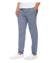 Rip Curl | Blue Destination Fleece Pants for Men | Lyst