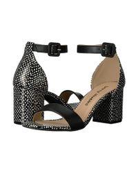 Dirty Laundry - Dl Join Me Heeled Sandal (black/multi) Women's Sandals - Lyst