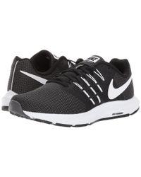 Nike - Run Swift (black/black) Women's Running Shoes - Lyst