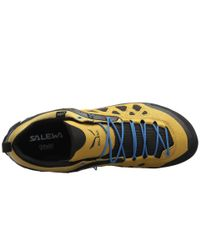 Salewa Firetail 3 Gtx (golden Palm/black Out) Men's Shoes for men