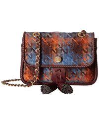 Vivienne Westwood | Gray Winter Tartan Bag | Lyst