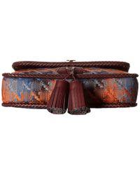 Vivienne Westwood - Gray Winter Tartan Bag - Lyst