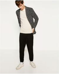 Zara | Natural Cashmere Sweater for Men | Lyst