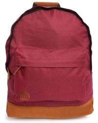 Mi-Pac   Burgundy Classic Backpack 17 L   Lyst