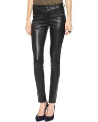 Parker Addie Pants  Black - Lyst