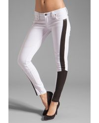 Frankie B. Jeans - Empire Skinny Jeans - Lyst