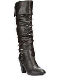 Rampage Ellesandra Dress Boots - Lyst