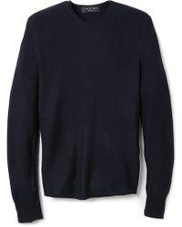 Rag & Bone Grayson Sweater - Lyst