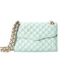 Rebecca Minkoff Mini Quilted Affair Shoulder Bag - Lyst